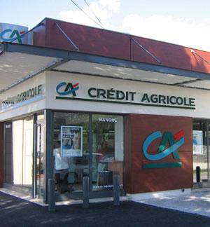Cr dit agricole agence de pertuis saint martin 84120 - Architecte pertuis ...